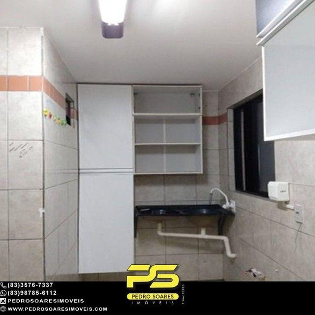 Apartamento com 3 dormitórios à venda, 70 m² por R$ 150.000 - Jardim Cidade Universitária  - Foto 11