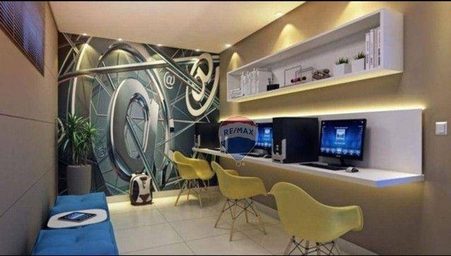 Excelente apartamento à venda, em fase de construção, com 110 m² e área de lazer completa  - Foto 5