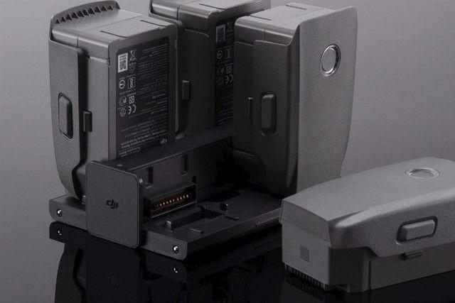 Hub de carregamento bateria Mavic 2 Pro e Zoom Original DJI - Foto 2