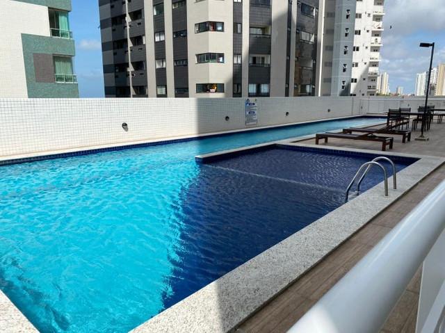 Vendo Apartamento Cond. Vivendas do Farol, 1 Suíte, 2 Quartos - Foto 13