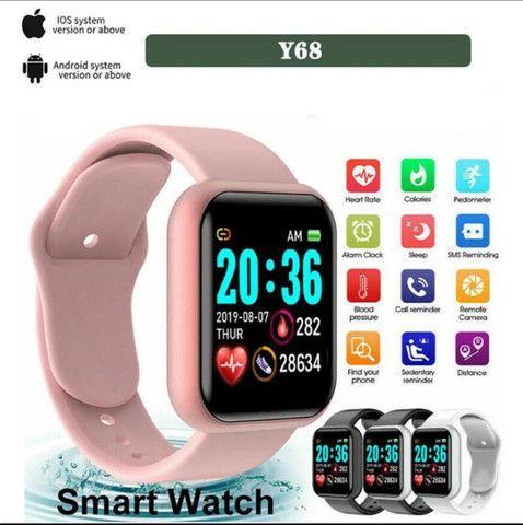 Smartwatch novo a pronta entrega