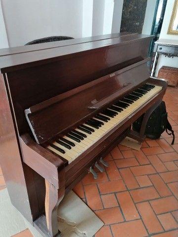 Piano PETROF ótimas condições.  - Foto 2