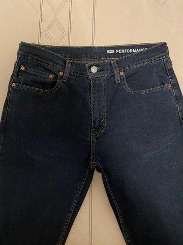 calça jeans levis 512