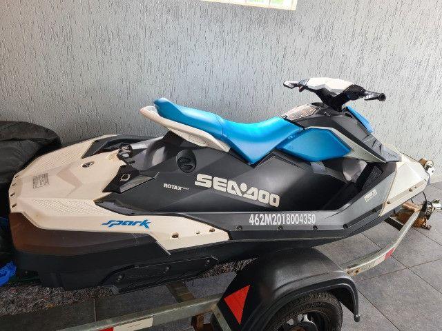 Jet Ski Spark 90 - Foto 4