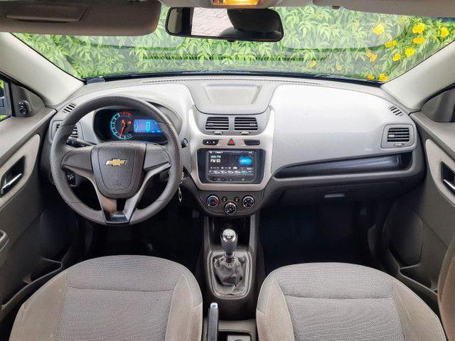 GM CHEVROLET COBALT LTZ 2014 1.4 ZERO ! - Foto 9