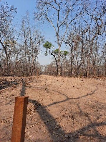 Terreno rio Cuiabá  1.250,00sinal restante parcelado  - Foto 3