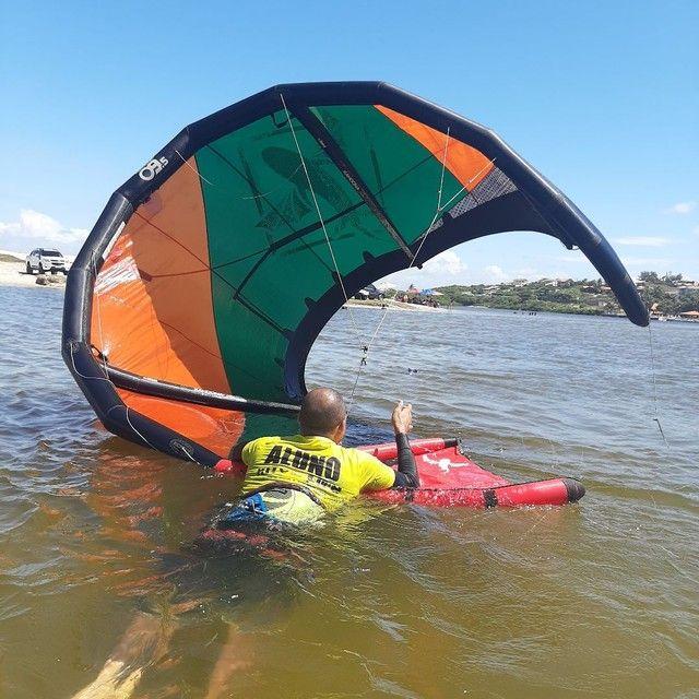 Curso de kite surf com baixo custo  - Foto 2