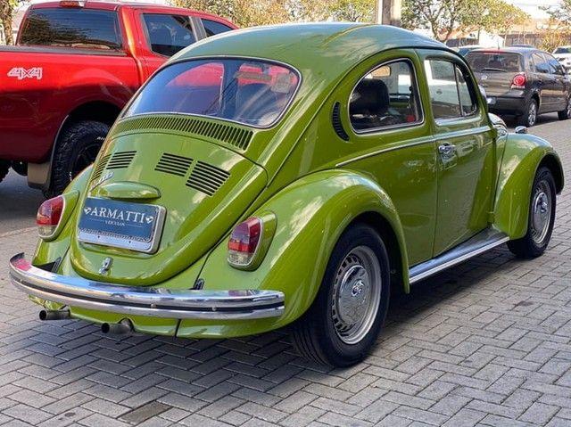 Volkswagen FUSCA 1600 - Foto 6