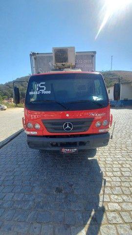Mercedes benz 1016 - Bau para 5 cavalos - Foto 2