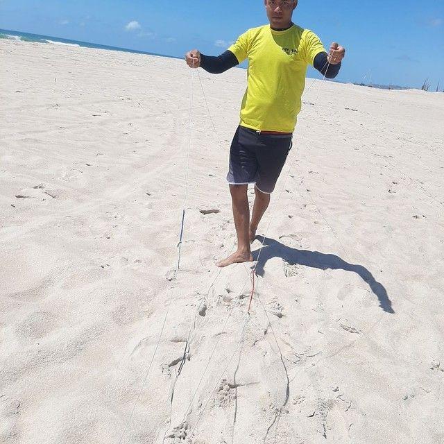 Curso de kite surf com baixo custo  - Foto 6