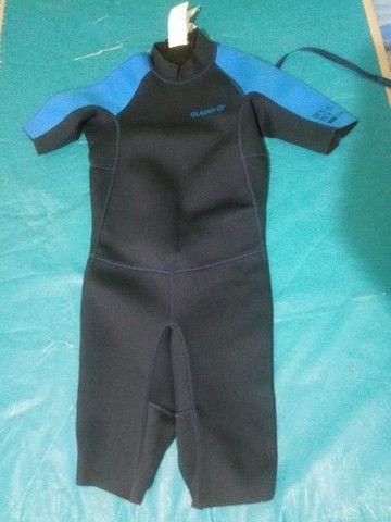Neoprene Novo de Surf - 100, 1,5 mm - Infantil