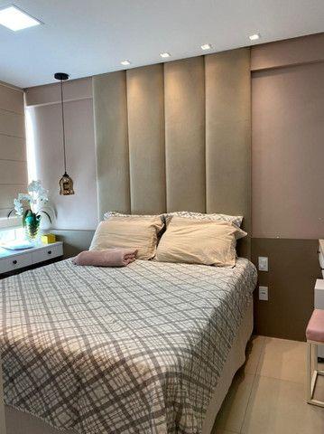 Vendo Apartamento Cond. Vivendas do Farol, 1 Suíte, 2 Quartos - Foto 6
