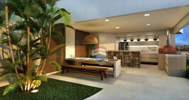 Excelente apartamento à venda, em fase de construção, com 110 m² e área de lazer completa  - Foto 12