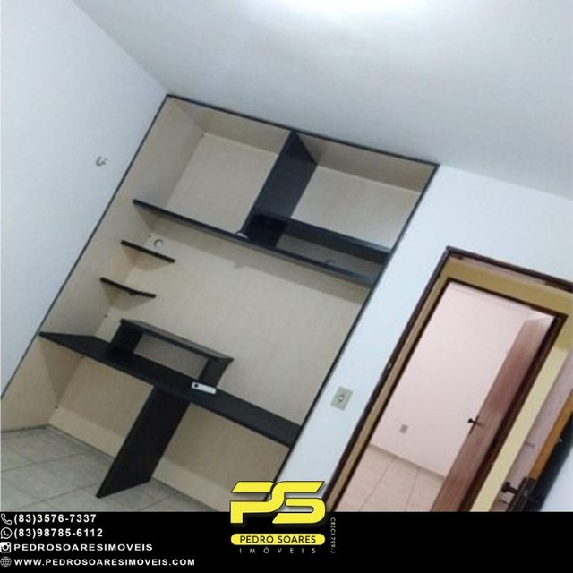 Apartamento com 3 dormitórios à venda, 70 m² por R$ 150.000 - Jardim Cidade Universitária  - Foto 8