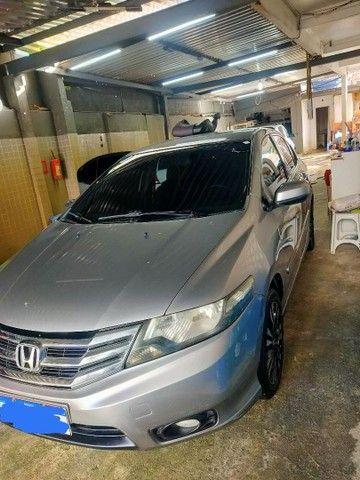 Honda City LX 1.5 automatico 2014 extra - Foto 3