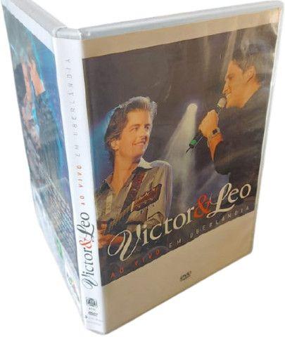 Oferta!! Dvd Victor & Leo Ao Vivo Em Uberlândia - Sony Music
