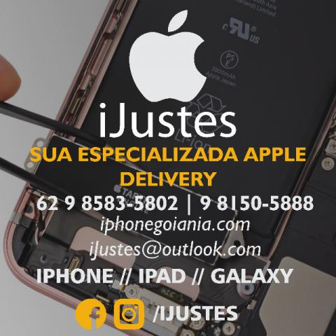 Delivery Assistencia Touch iPhone 5/5S 6/6S Goiânia- (62) 9 8583-5802