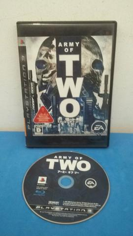 Army of two ps3 - valor p/ retirar