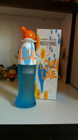 Perfume Moschino I Love Love 100 Ml
