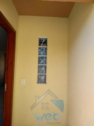 Casa à venda com 2 dormitórios em Vitória régia, Curitiba cod:CA00365 - Foto 6