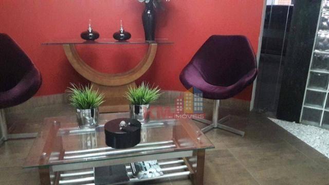 Vende-se amplo apartamento no Centro de Mossoró
