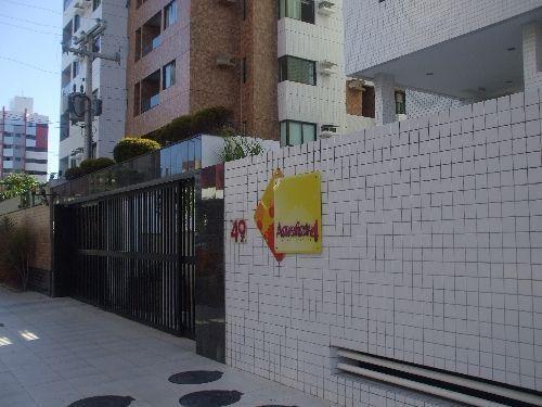 Quarto e sala na Ponta Verde - Edf Ametista 4