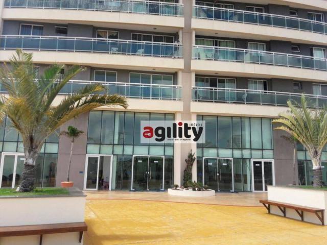 Apartamento residencial Ibiza  à venda, Capim Macio, Natal - AP0186.
