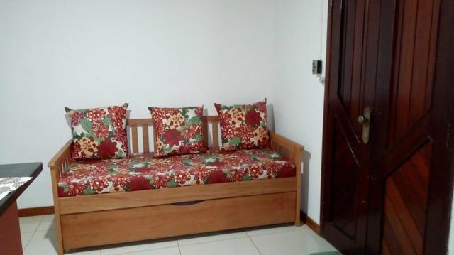 Suite Pontal Itacaré, quarto e sala mobiliado para temporada - Foto 2