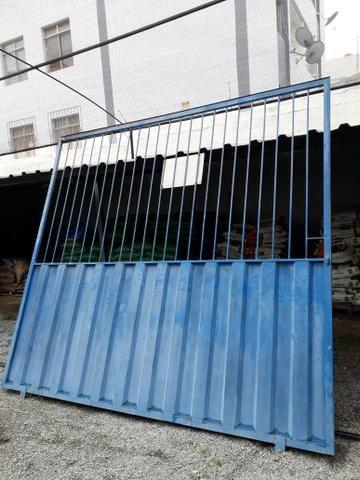 Portão + Porta + Janela
