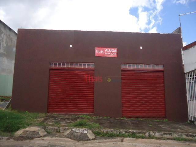 Loja comercial para alugar em Riacho fundo, Riacho fundo cod:LO0417