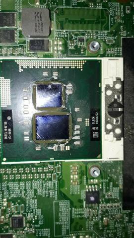 Processador notebook core i 5 soquet pga989