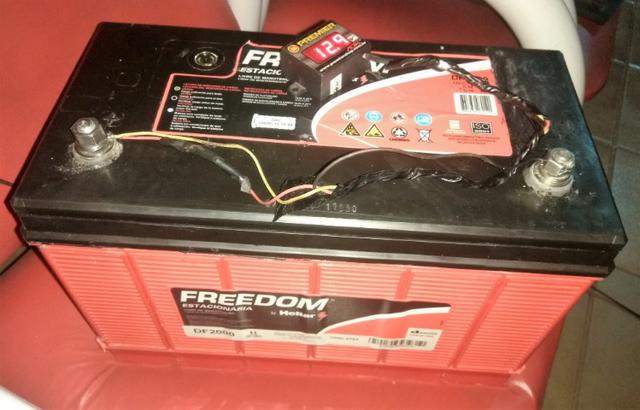 Vendo Bateria Freedom Estacionaria 115 AH