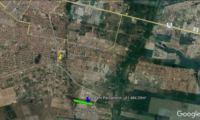 Área para Venda em Parnamirim 61.484,30m² (6ha ) - Foto 2