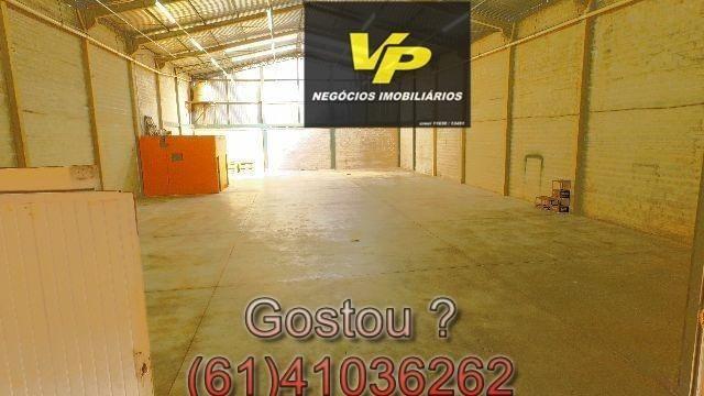 Galpao Frente Estrutural - 800m² - 41036262