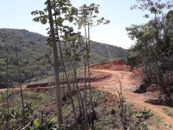 Sítio Localizado na Estrada Geral, Alto Braço Baú, 45 mil m² - Foto 7