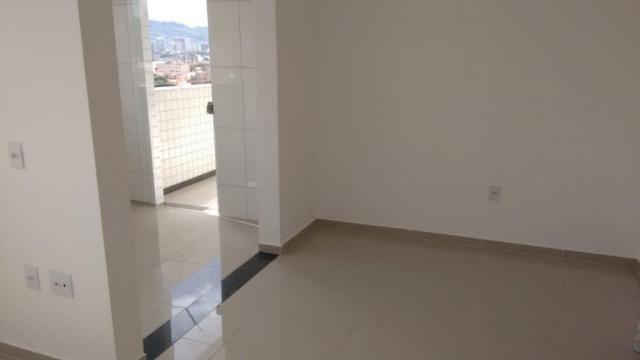 Apartamento com 3 dormitórios à venda, 80 m² por R$ 420.000,00 - Caiçara - Belo Horizonte/ - Foto 3