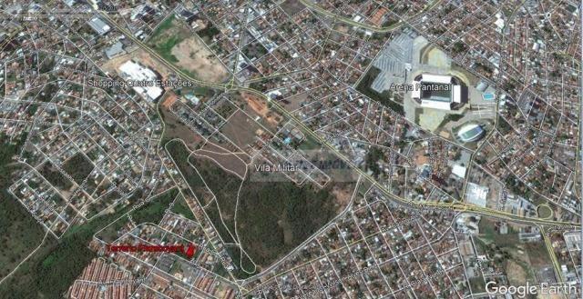 Terreno à venda, 432 m² por r$ 70.000,00 - village flamboyant - cuiabá/mt
