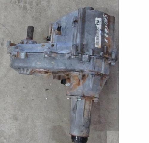 Caixa de Tração/Reduzida com motor p/ acionamento S10 Blazer p/ Motor Mwm 2.8 T Int