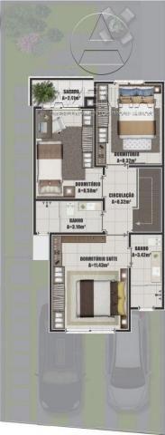 Casa à venda com 3 dormitórios em Centro, Garopaba cod:3378 - Foto 5