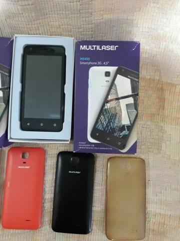 3 celulares por 200 reais !!! (LEIAM A DESCRICAO!!) - Foto 4