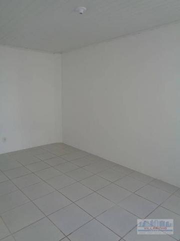 Casa com 3 dormitórios para alugar, 116 m² por r$ 1.180,00/mês - nonoai - porto alegre/rs - Foto 16