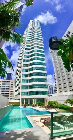 Vendo Cobertura TOP na avenida Boa Viagem com 4 suites - Foto 18