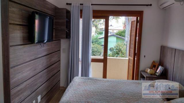 Villarinho vende excelente casa com 3 suítes c/piscina, 2 vagas- 223 m² por r$ 650.000,00  - Foto 11