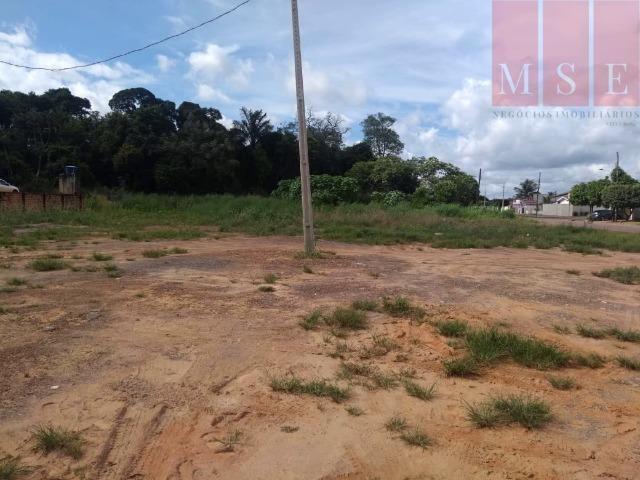Área com frente para avenida das Palmeiras - Foto 5
