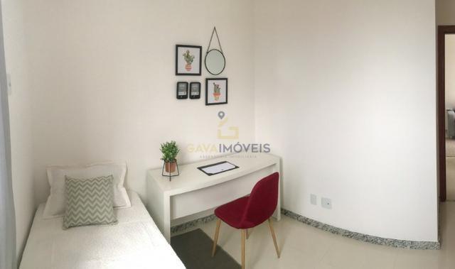 Apartamento decorado com 2 quartos e 1 suíte pronto para morar! - Foto 8