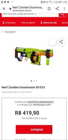 Nerf Zombie Doominator - Foto 2