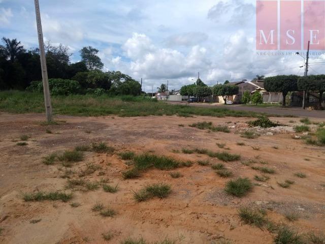 Área com frente para avenida das Palmeiras - Foto 4
