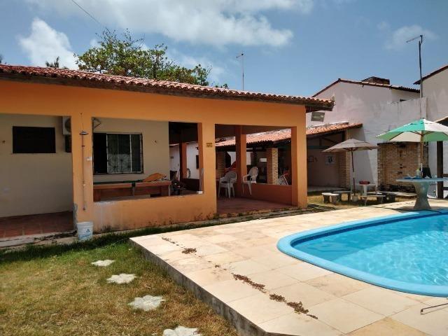 Casa na praia do Iguape/Barro Preto