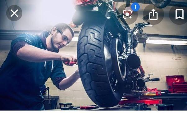Vaga Mecânico de motos