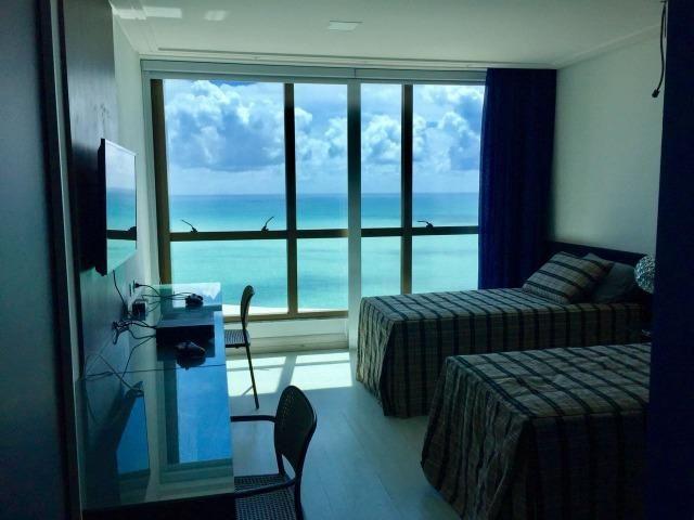 Vendo Cobertura TOP na avenida Boa Viagem com 4 suites - Foto 8